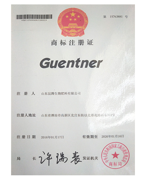 品牌展示-guentner