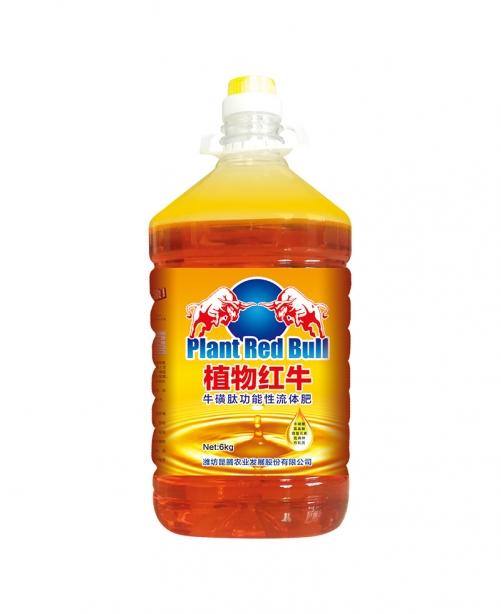 生根膨果微生物菌肥植物红牛氨基酸微生物菌剂液体有机肥